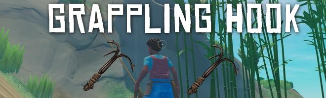 banner image for the GrapplingHook mod