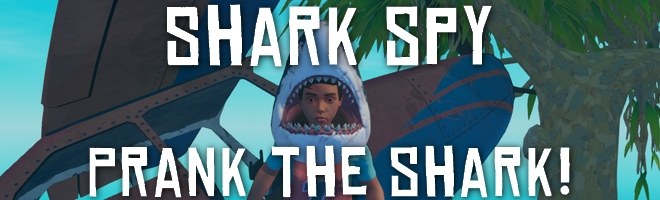 banner image for the Shark Spy mod
